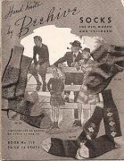 Hand Knits by Beehive: Socks for Men, Women and Children