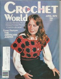 Crochet World April 1979