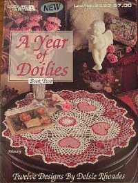 A Year of Doilies Book Two