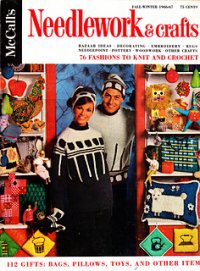 McCall's Needlework & Crafts Fall-Winter 1966-67