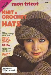 Mon Tricot MD52 Knit & Crochet Hats