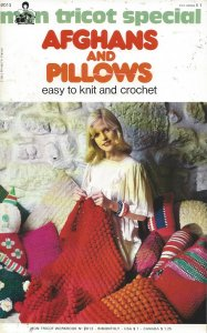 Mon Tricot Special: Afghans and Pillows