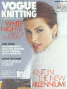 Vogue Knitting Winter 1999/00