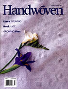Handwoven March/April 1997